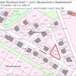 Lageplan Rumbruch-Nord